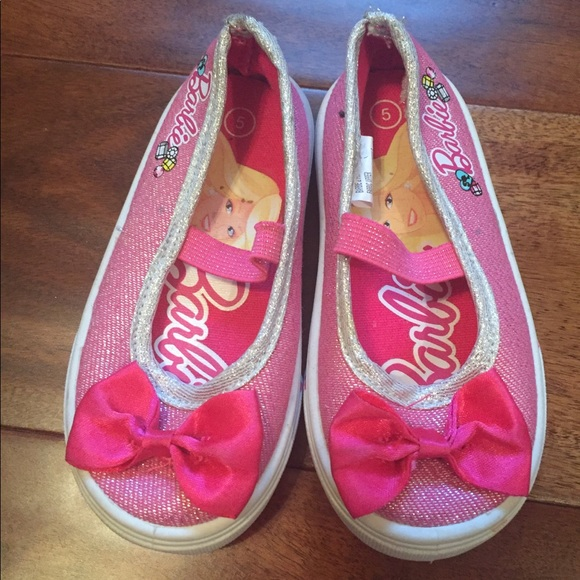 Pink Shies Size 5